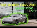 TOP 10 BEST CHEAP CARS UNDER £2000 2018