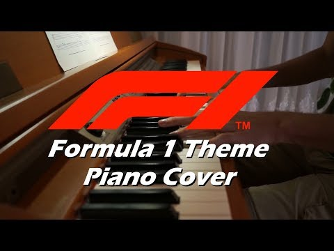 Formula 1®Theme (Brian Tyler) - Piano Cover [+SHEETS]