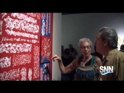 SNN: Art Gallery Guide: Defining Abstraction