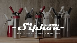 SIPHON isi Gourmet Whip / Ther…