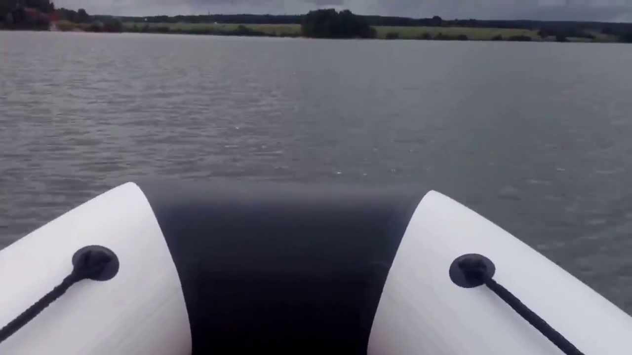 Продается Лодка ПВХ Stingray 230 KIB в Воронеже - YouTube
