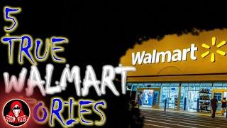 5 TRUE Walmart Scary Stories - Darkness Prevails
