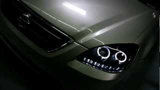 Spyder FAQs: How To Wire HALOs, CCFLs and LED Accessories(This video is designed to show you how to wire your Spyder Auto projector headlights, whether you have LED or CCFL halos. This video will also show you how ..., 2012-09-07T01:00:26.000Z)