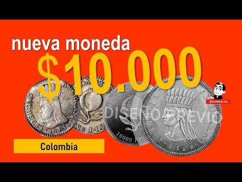 Conoce la nueva moneda de $10 000 - Colombia