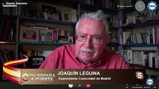 EL GRAN ZASCA DE JOAQUÍN LEGUINA A SÁNCHEZ:ES UNA PERSONA SIN PRINCIPIOS QUE ESTA DESTRUYENDO ESPAÑA