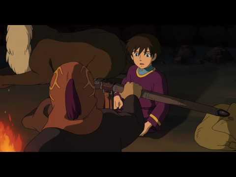Tales From Earthsea (Gedo senki) English trailer HD 2010