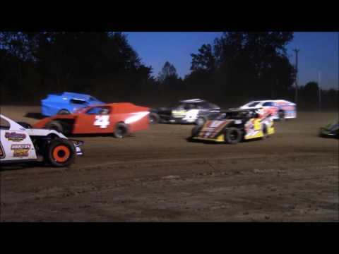 Quincy Raceways May promo