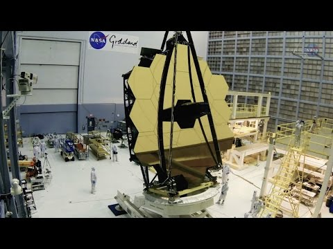 ScienceCasts: Readying the Webb Telescope for Launch