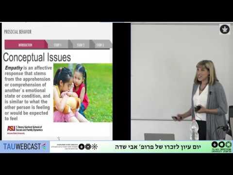 Prosocial Behavior in Young Children