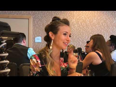 Wynonna Earp - Dominique Provost-Chalkley - SDCC 2018
