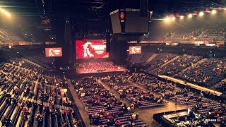 Andrea Bocelli Passione Tour Helsinki January 2015