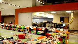 McALLEN,TX NEW PUBLIC LIBRARY