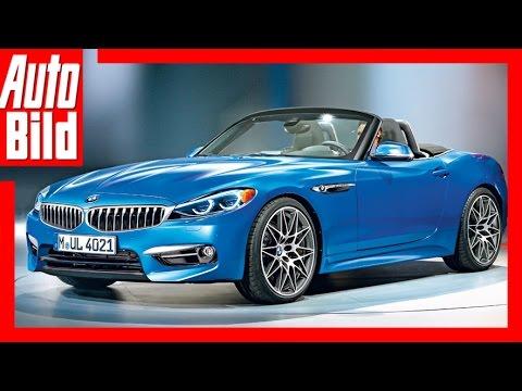 BMW Z4/Z5 - Roadster-Neuauflage (2018) Erste Details/Erklärung