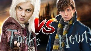 Newt SCAMANDER vs. Nymphadora TONKS | Potter Versus Turnier - Qualifikation