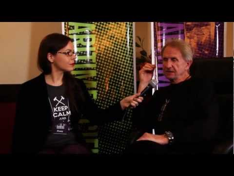 Geek TV Episode 5: Interview with Rene Auberjonois