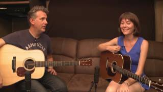 Bryan Sutton Interviews Molly Tuttle at RockyGrass 2016 thumbnail