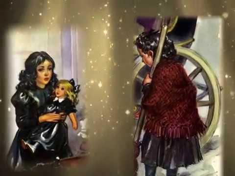Изображение предпросмотра прочтения – АнастасияКалачигова представляет буктрейлер кпроизведению «Маленькая принцесса. Приключения Сары Кру» Ф.Э.Бёрнетт