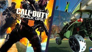 Fortnite Xbox One Live Stream