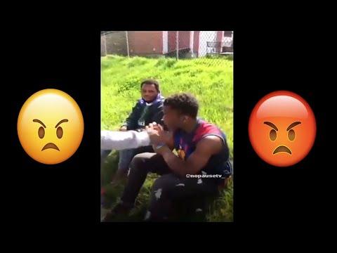Ungrateful AFRICANS try to kidnap BLACK kids #LeaveBlackPeopleAlone
