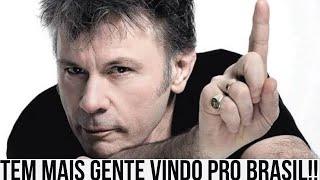 Iron Maiden vem ao Brasil?! I Drops RIFF