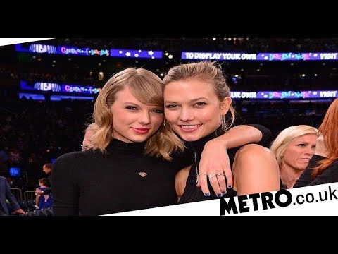 Karlie Kloss addresses Taylor Swift feud and insists she is 'lucky' to call singer a friend Mp3