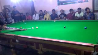 Agra snookar tournament