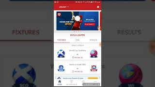 world cup  qualifiers WI vs SCO playing 11 and dream 11 team.... Video