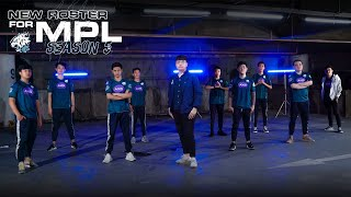 We are ready for MPL S5 | EVOS ROSTER