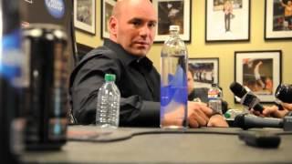 Teddy Riner UFC Dana White