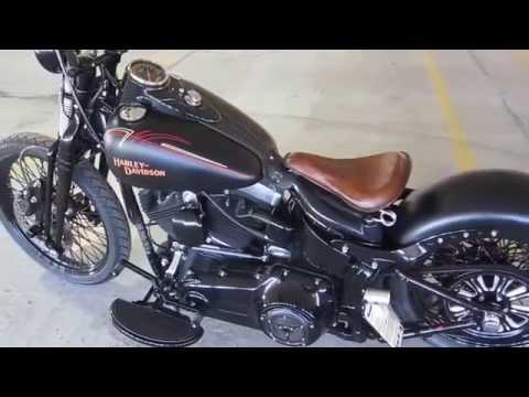 Harley Crossbones