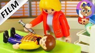 Film Playmobil en français Maman travaille dans la clinique pour enfants Emma la suit en secret