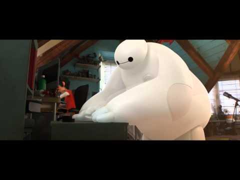 癒やし系ロボットベイマックスが大活躍!映画『ベイマックス』本予告編