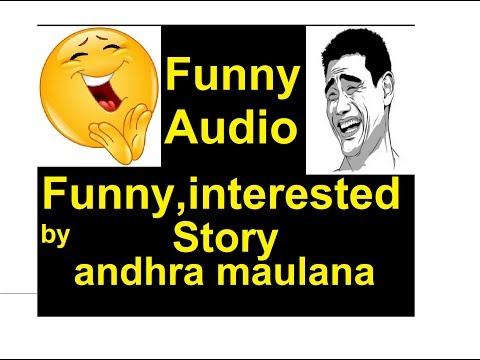 Funny andhra urdu bayan On Muqaddar By Rsheed Sahab