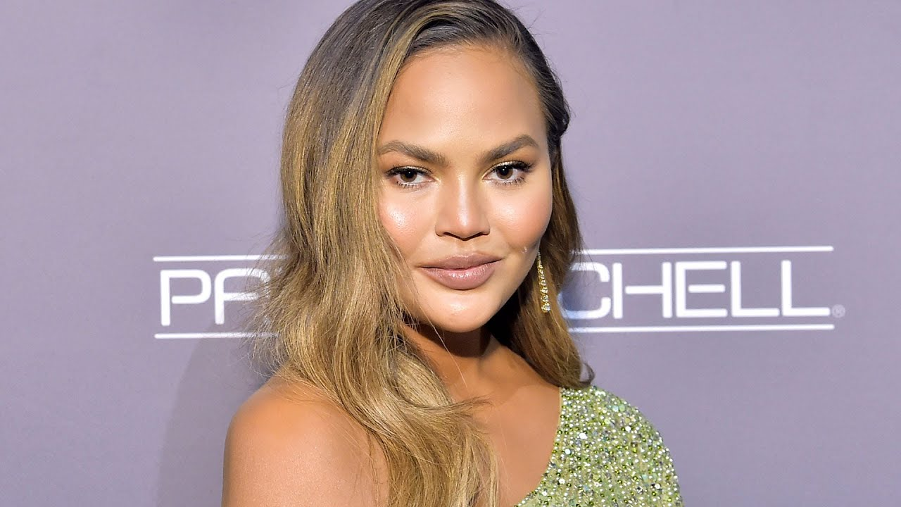 Chrissy Teigen Deleted 60000 Tweets Because She's Worried for ...