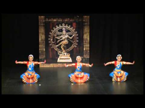 Alarippu - An Indian classical dance - Binal's Dance Academy
