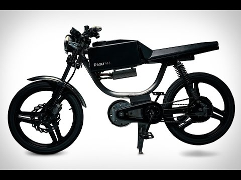 5 new electric bike inventions youtube. Black Bedroom Furniture Sets. Home Design Ideas