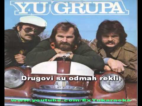 Yu Grupa - Mornar Karaoke.Lajk.In.Rs