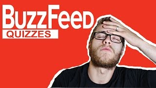 WHO AM I!? (BuzzFeed Quizzes)