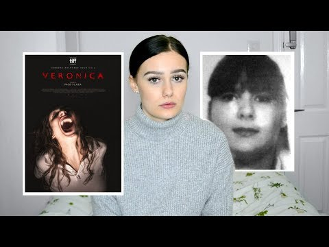 THE TRUE STORY BEHIND VERONICA | REAL LIFE POSSESSION | Caitlin Rose