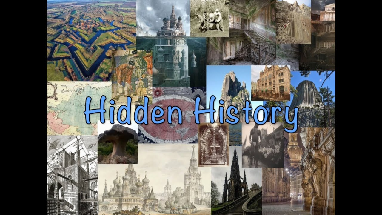 Intro to the Past - Hidden History, Mud Flood, Giants and more.