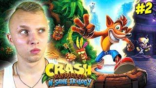 ZBIERAM DIAMENTY NICZYM LORD! - Crash Bandicoot #2