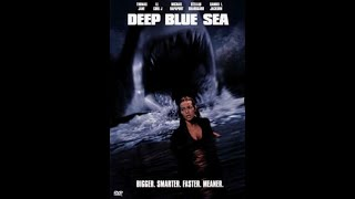 Opening To Deep Blue Sea 1999 DVD