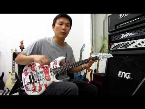รีวิวกีตาร์ไฟฟ้า Ibanez JSART2 Guitars #57