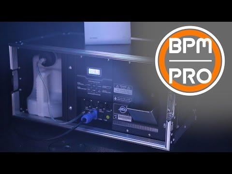 ADJ Entourage Faze Machine | BPM Pro Show 2016