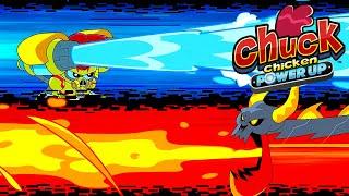 Chuck Chicken 🐔 Power Up & Special Edition 💧🔥 Water versus Fire ✨ Superhero ⭐Chuck Chicken Official
