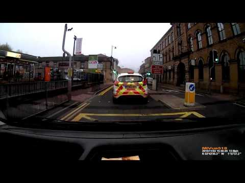 Dangerous driver Bradford Road, Batley.