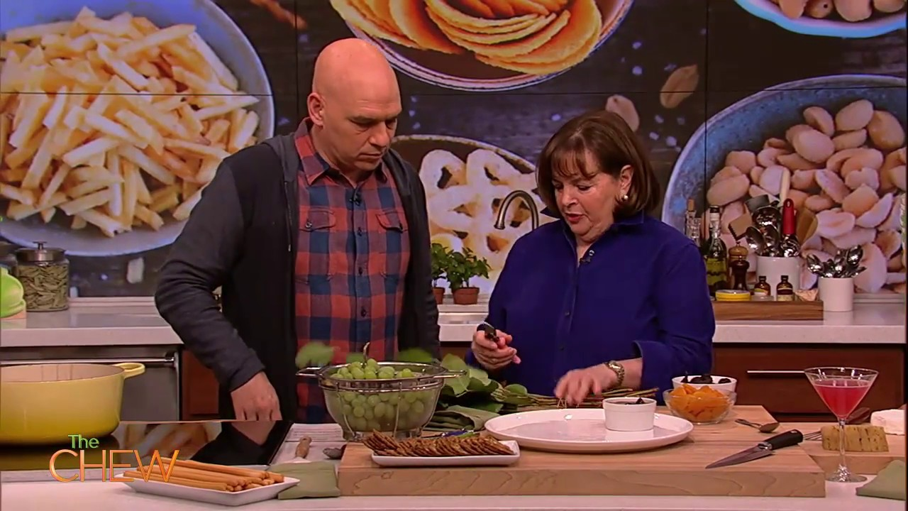 Tips For The Perfect Cheese Plate From Ina Garten Chew
