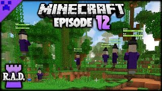 GROWING Water & CHANCE CUBES! | Roguelike, Adventures & Dungeons Mod Pack (Minecraft Survival) #12