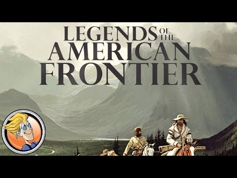 Legends of the American Frontier — GAMA Trade Show 2016