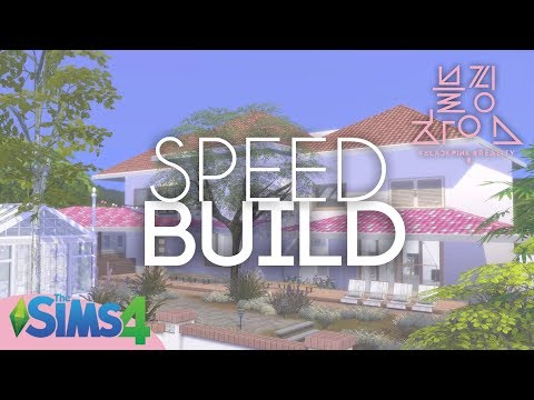 [SPEED BUILD] The Sims 4 : BLACKPINK House + DL